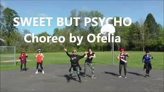 SWEET BUT PSYCHO - Ava Max// ZUMBA// Dance Fitness// Choreography by Ofelia