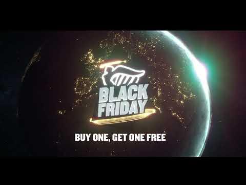 Ryanair's Black Friday