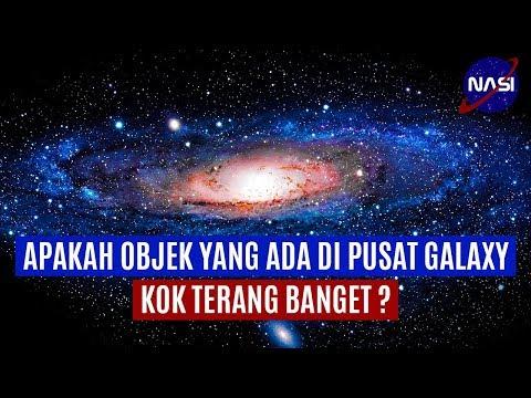 Apa Yang Ada Di Pusat Galaxy ?