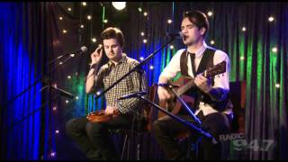 "Panic! At The Disco ""New Perspective"" Live at RADIO 94.7"