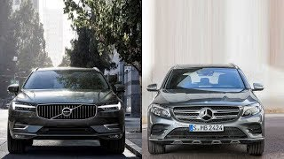 2018 Volvo XC60 Vs 2016 Mercedes-benz GLC