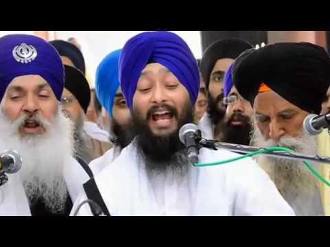Mere Man Har Jap Har Nit Padaiye (Bhai Jagpal Singh Ji)