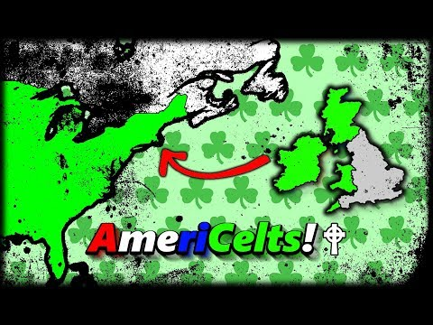 Just How Celtic Is America?