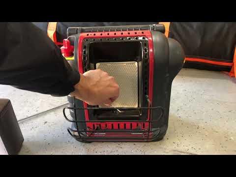 Little Buddy Heater Repair