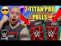TITAN PACK OPENINGS FROM BP STORE, ROAD TO GLORY TALK + MORE! Noology WWE SuperCard Season 4!