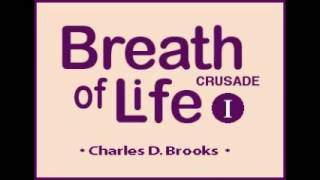 breath of life crusade i 07 when grace is a curse pastor cd brooks