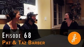 Pat and Taz Barber on CrossFit, Coaching, and Kids - PH68
