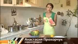 Варим варенье из арбуза