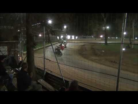 PA Wings Outlaw Karts Shellhammers Speedway 4/27/2019