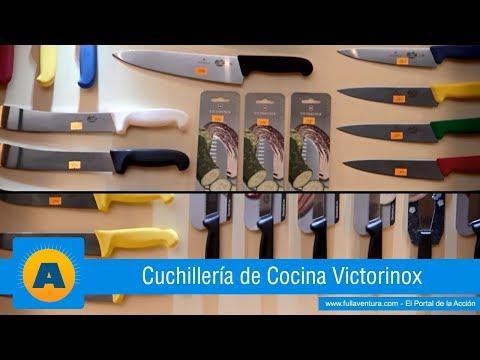 Cuchillería De Cocina Victorinox
