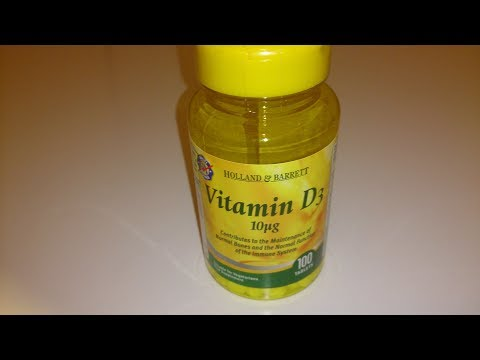 Holland&barrett Vitamin D3 Good Quality?