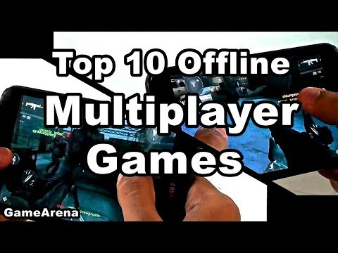 Top 10 OFFLINE multiplayer games for Android/ios via WiFi LOCAL (NO INTERNET)