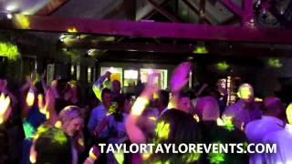 """90s Dance & Indie Anthems"" Wedding DJ & Mobile Disco at The Griffin Inn, Swithland, Leicestershire"
