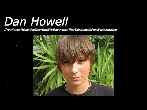 12 Year Old Dan