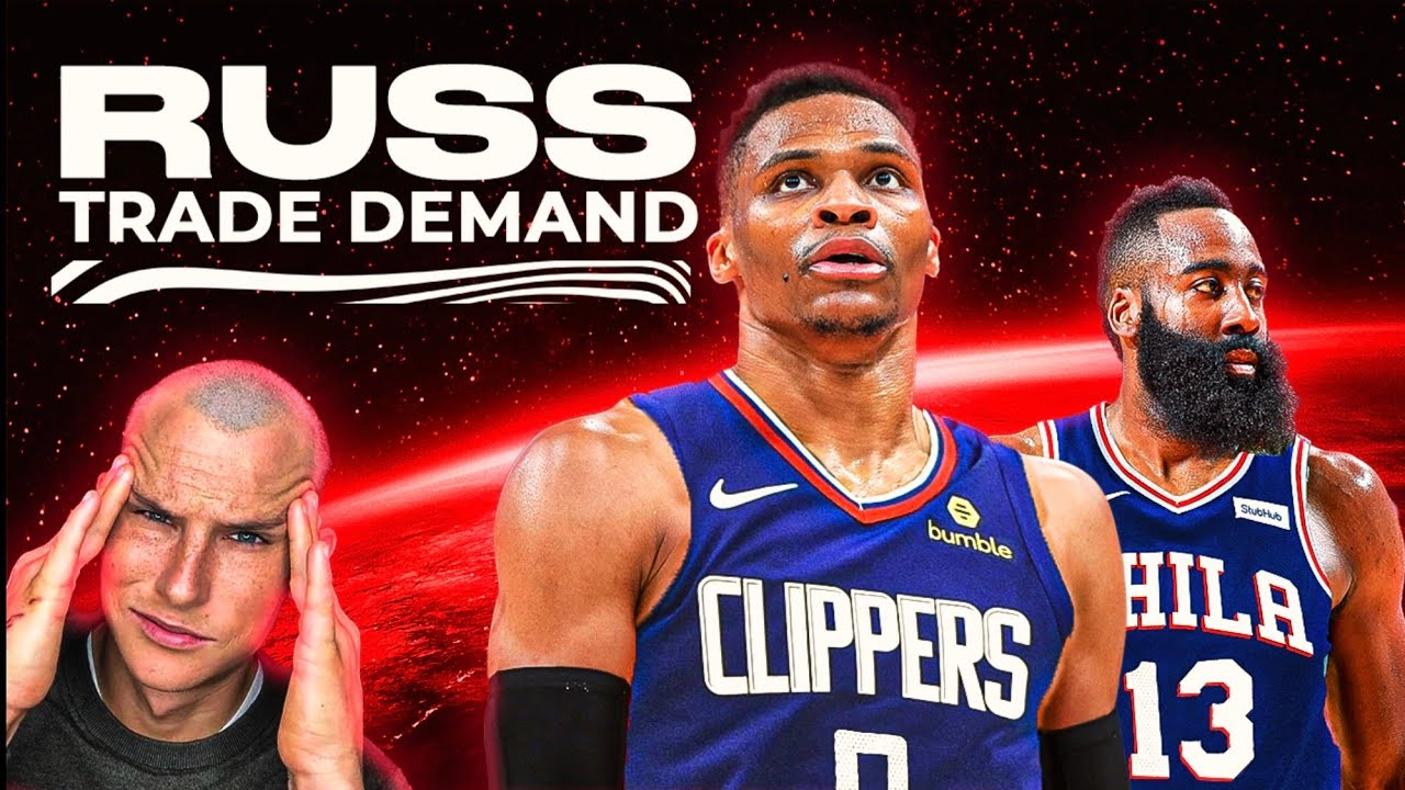 Rockets All-Star Russell Westbrook wants out of Houston; James ...