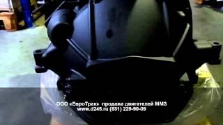 Двигун Д-245.9-402Х для переобладнання автомобіль ЗІЛ-130/131