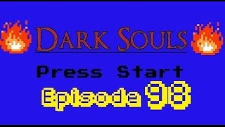 Dark Souls with Morgan - PT 98 - Its getting dark in here