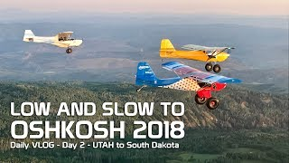 Video Day 2 - Low and Slow to Oshkosh 2018 - Utah to South Dakota download MP3, 3GP, MP4, WEBM, AVI, FLV Agustus 2018