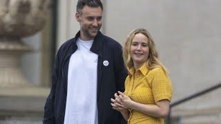 Tatsächlich: Jennifer Lawrence erwartet ihr erstes Kind!