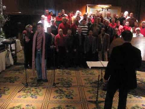 The Turtle Creek Chorale at Caroling at the...