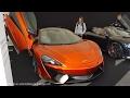 2017 SIAM Le premier Salon Automobile de Monaco