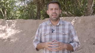 Quais os materiais foram utilizados para construir sua casa? Elio Jove