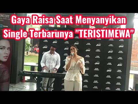 Download  TERISTIMEWA, Single Terbaru Raisa Gratis, download lagu terbaru