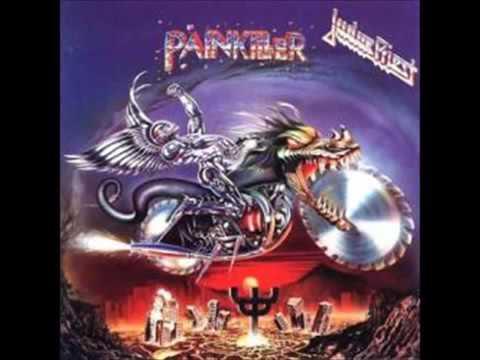 Judas Priest - Painkiller (Full Album)
