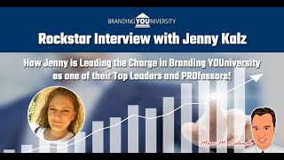 👨‍🏫 Rising Star Interview with Jenny Kalz