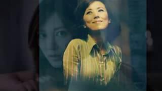 西田佐知子の写真を如何に際立たせるか、に神経を使い 修正、トリミング...