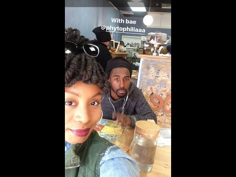 Blueberry Cafe, First Black Owned VEGAN Spot Open in NEWARK, NJ!!!!!