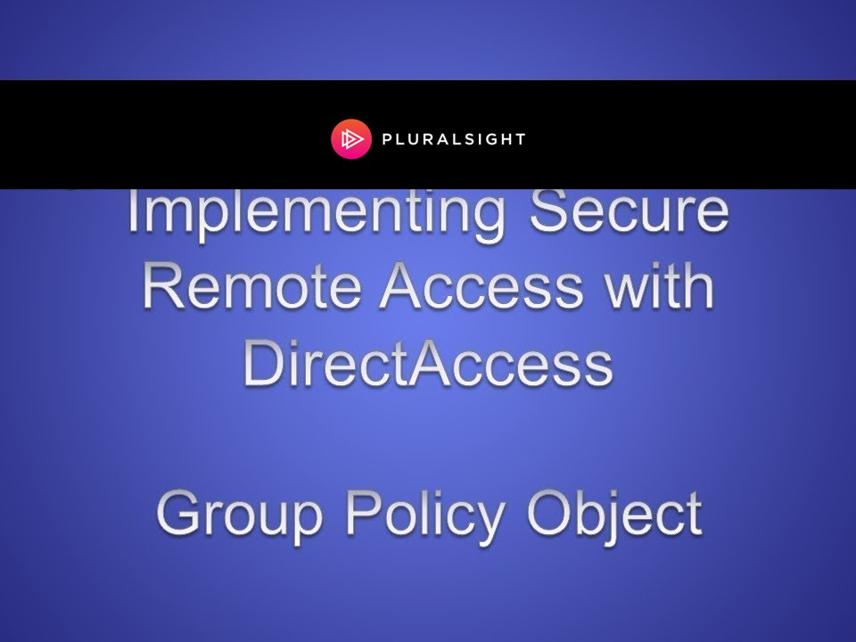 remote access policy definition