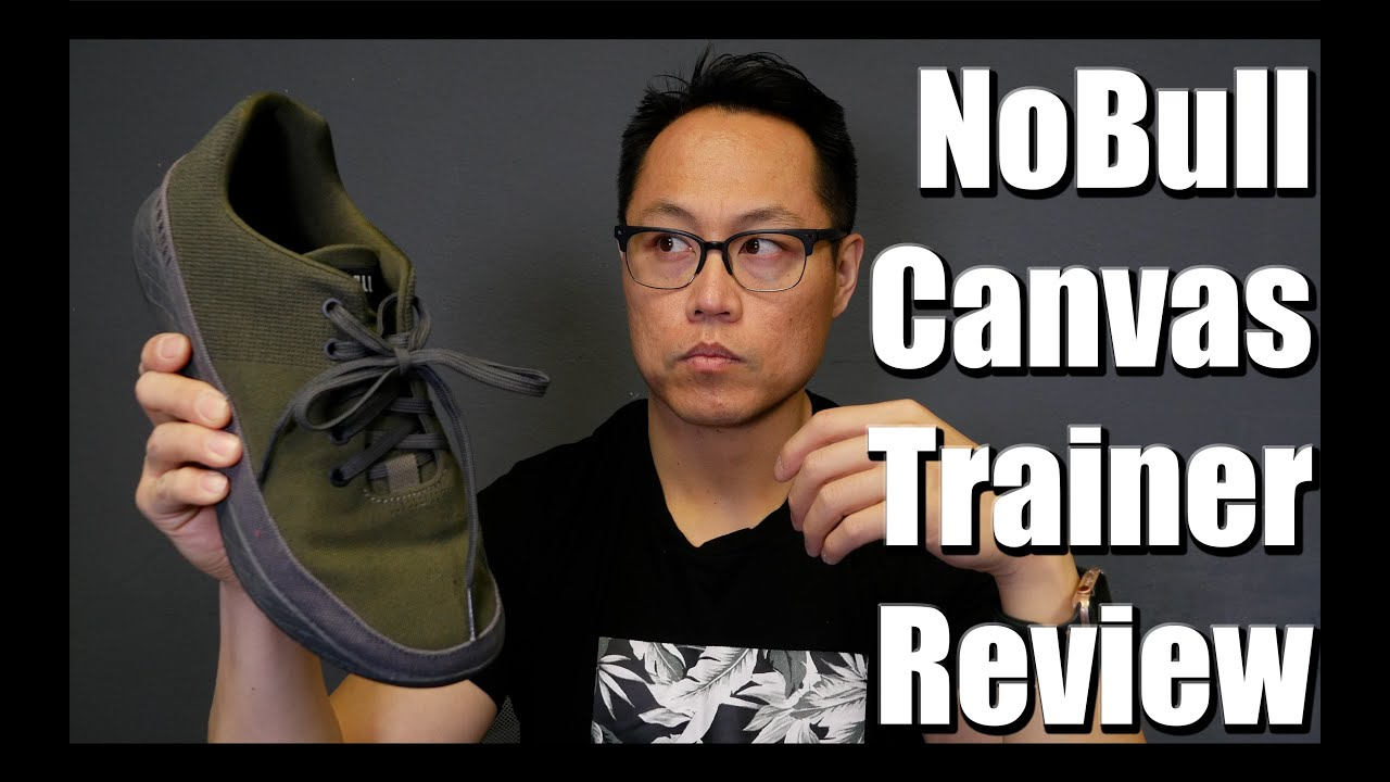 NOBULL Canvas Trainer Review - YouTube