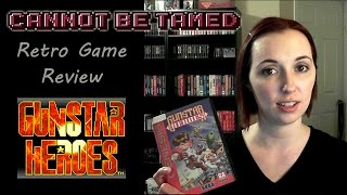 Gunstar Heroes (Sega Genesis) - Retro Game Review