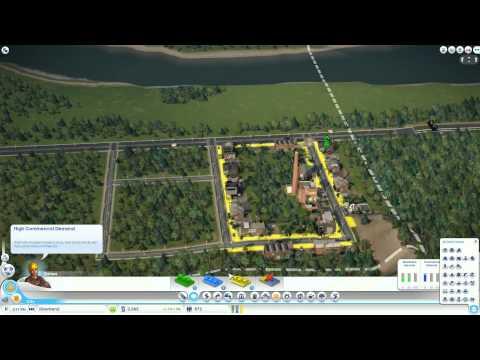 SimCity 2013 Industrial City Part 1