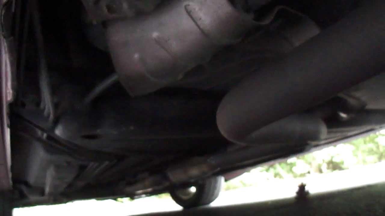 Bad Catalytic Converter Noise?