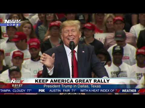 'CRAZY NANCY': Trump