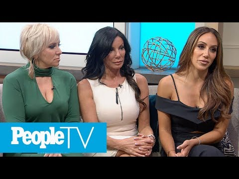 'RHONJ's' Melissa Gorga Opens Up About Jacqueline Laurita & Her Friendship With Teresa  PeopleTV