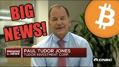 Billionaire Investor JUST WENT ROGUE! Paul Tudor Jones PUMPS Bitcoin as Best Investment in 2020