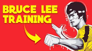 Bruce Lee Workout Training: 7 Exercises & Forearm Workout Routine