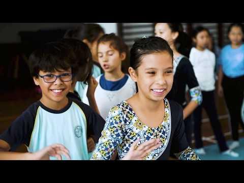ACROBATIC WORKSHOPS WITH INTERNATIONAL ARTISTS MACAU 2019