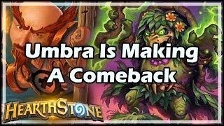 [Hearthstone] Umbra Is Making A Comeback