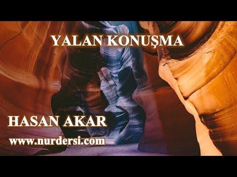 Hasan Akar - Yalan Konuşma
