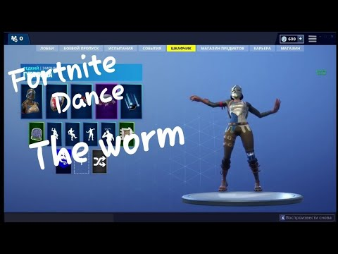 Fortnite Dance