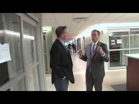 Mark Nolan Visits Southwest General Hospital