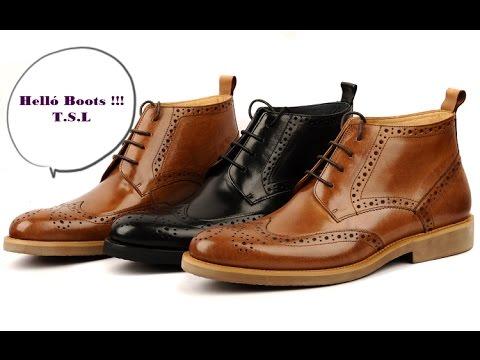 T.S.L - Téli cipők. I love boots  -) Na jó magas szárú cipő!!! - YouTube 96a618bea9