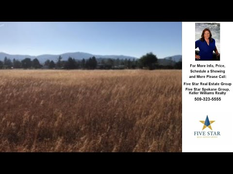 0000 N Glenarvon, Spokane Valley, WA Presented by Five Star Real Estate Group.