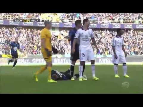 Club Brugge 0 - 1 Anderlecht - Match Highlights