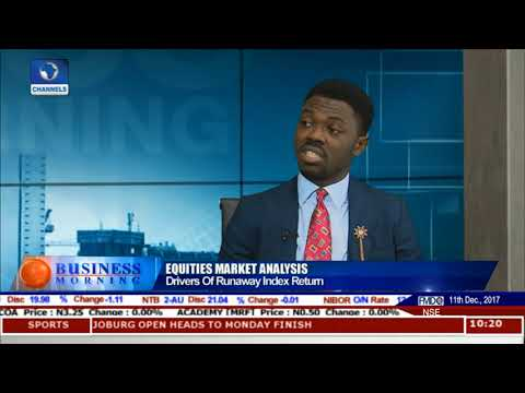 Analysing Drivers Of Runaway Index Returns In Equities Market Pt.1 |Business Morning|