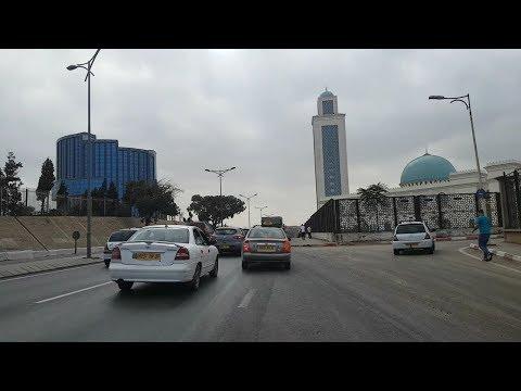 Driving in oran Algérie 23 09 2019 وهران الجزائر